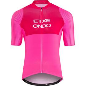 Etxeondo On Aero Maglietta a maniche corte Uomo, pink